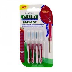 Gum brossettes trav-ler cylindriques 1.4mm