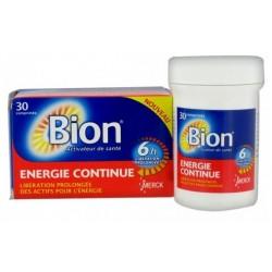 Bion énergie continue 30 comprimés