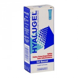 Hyalugel gel buccal 20ml