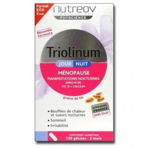 Nutréov Triolinum ménopause 120 gélules