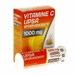 VITAMINE C UPSA EFFERVESCENTE 1000mg comprimé effervescent