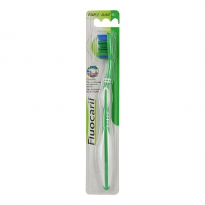 Fluocaril brosse à dents complète souple