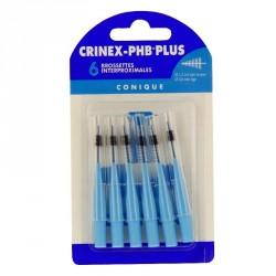 Crinex Phb Plus Brossettes Interdentaires Coniques x6