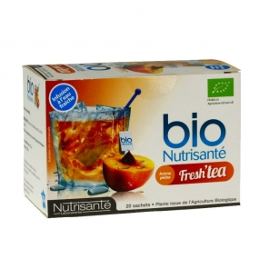 Nutrisanté infusion froide fresh tea 20 sachets