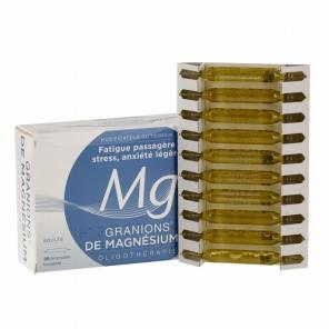 Ea Pharma Granions de Magnésium 30 ampoules
