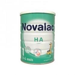 Novalac Lait HA Hypoallergénique 800g