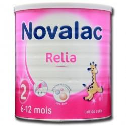 Novalac materlia 2ème âge 6 à 12 mois 800g