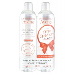 Avene Lotion Micellaire Duo 2x400ml