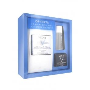 Vichy Coffret Aqualia Thermal Peau Sèche à Très Sèche