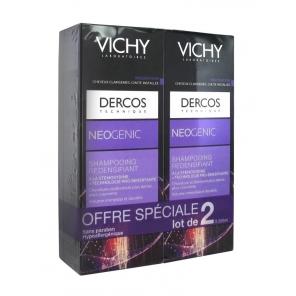 Vichy Dercos Neogenic Shampooing Redensifiant Lot de 2x200ml