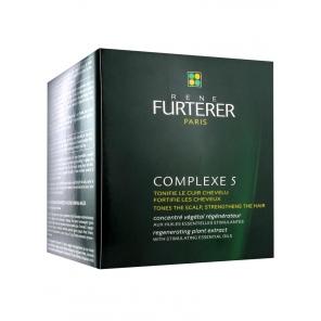 Furterer Complexe 5 Concentré Végétal Régénérateur 12 Ampoules