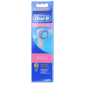 Oral-B Sensitive Clean 3 Brossettes