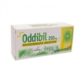 Oddibil 250 mg 40 comprimés