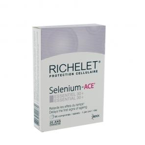 Richelet Protection Cellulaire Essentiel 30+ 90 Comprimés