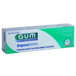 Gum Original White Dentifrice Tube 75ml