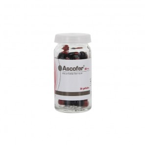 Ascofer 33mg gél fl/30