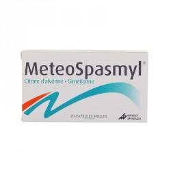 MeteoSpasmyl 20 capsules molles