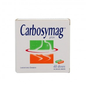 Carbosymag 48 doses gel