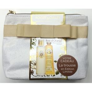 Roger Gallet Trousse Bois d'Orange Eau parfumée vaporisateur 30ml + Crème main 30ml