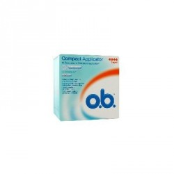 O.b. 16 tampons super avec applicateur