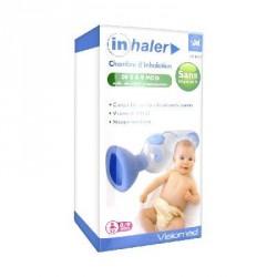Visiomed inhaler chambre d'inhalation 0 - 9 mois