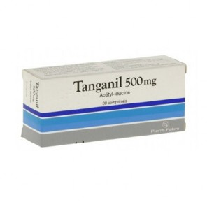 Tanganil gé 500mg 30 comprimés