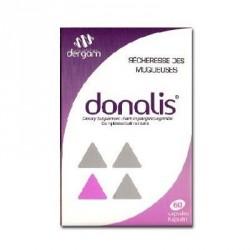 Dergam donalis 60 capsules