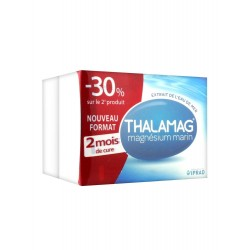 Thalamag Magnésium Marin Equilibre 2 x 60 Gélules