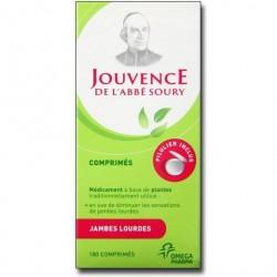 JOUVENCE DE L'ABBé SOURY comprimé pelliculé (avec pilulier journalier) 180 comprimés