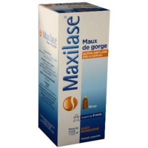 Maxilase Sirop 125ml