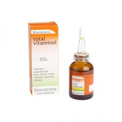 Biocatonic totalvitaminol gouttes 30ml