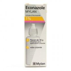 Econazole Mylan 1% Emulsion 30g