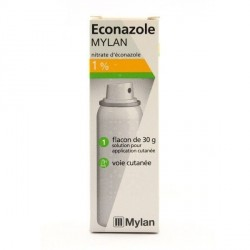 Econazole Mylan 1 % solution