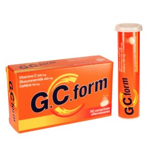 GC Form 30 comprimés effervescents