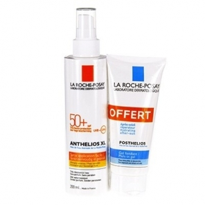 La Roche Posay Anthelios XL SPF50+ 200ml + Spray Posthelios 100ml OFFERT