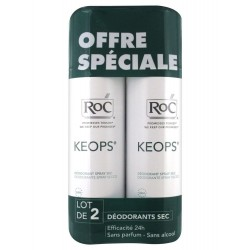 ROC KEOPS DEO SEC DUO 2X150ML