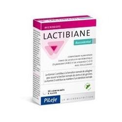 Pileje Lactibiane Bucco Dental 30 comprimés
