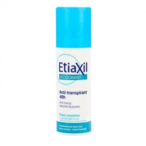 Etiaxil Déodorant Anti-Transpirant 48h spray sans gaz 100 ml