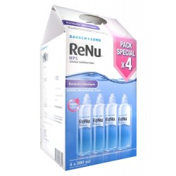 Renu Mps Solution Multifonctions Formule Clasique 4 X 360ml