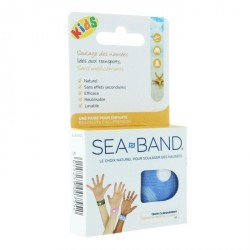Sea-Band Bracelet Nausées Enfant