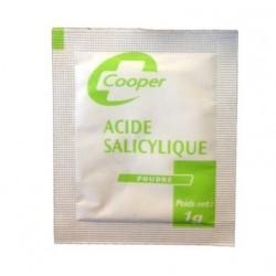 Acide Salicylique Poudre 1g 1 sachet