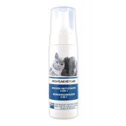 Frontline Care Mousse Nettoyante 150ml