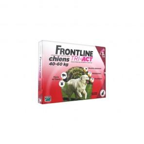 Frontline Tri-Actif Chien XL 3 Pipettes