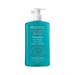 Avène Cleanance Gel Peaux Grasses 400 ml