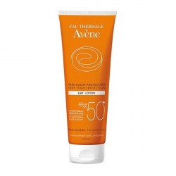 Avène Solaire Lait SPF 50+ 250 ml