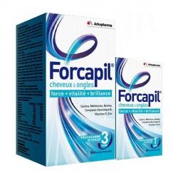 Arkopharma Forcapil complément alimentaire 180 + 60 gélules