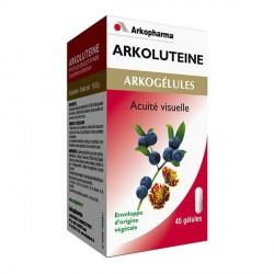 Arkopharma Arkogelules Arkoluteine 45 gélules
