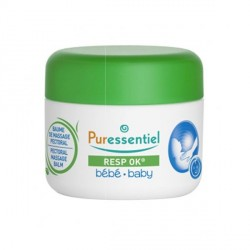 Puressentiel Resp Ok Baume De Massage Pectoral Pot 60ml