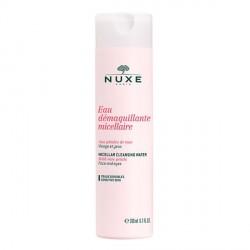 Nuxe eau démaquillante micellaire aux pétales de rose 200ml
