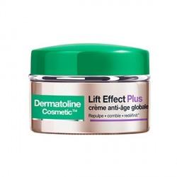 Dermatoline Cosmetic Lift Effect Plus Crème Anti-Âge Globale Peaux Matures Sèches 50 ml